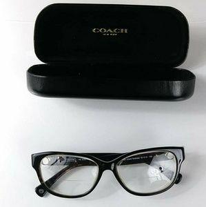 COACH lens frames HC 6038